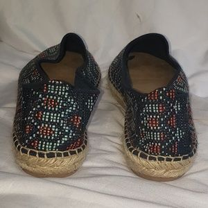 DV by Dolce Vita Shoes - NWOT Dolce Vita Espadrille Woven Flats